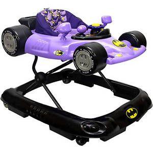 Baby Batgirl Walker Activity Mobile Walker Infant Child Kids Embrace Purple New   | eBay