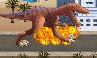 Estacionamento de Dinossauros - Jogue os nossos jogos grátis online em Ojogos.com.br