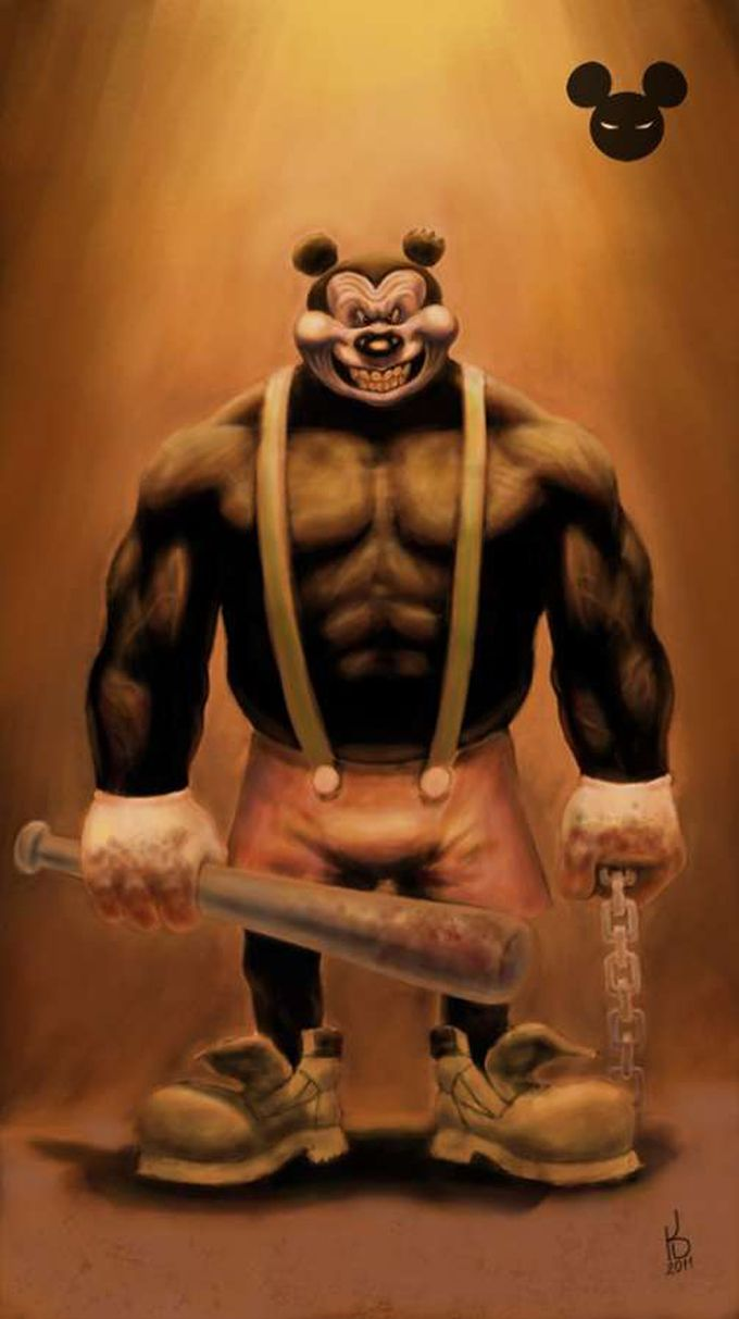 Prepare-se para uma possível destruição da sua infância. Veja mais imagens: http://zupi.com.br/site_zupi/view/uma_dose_de_malicia