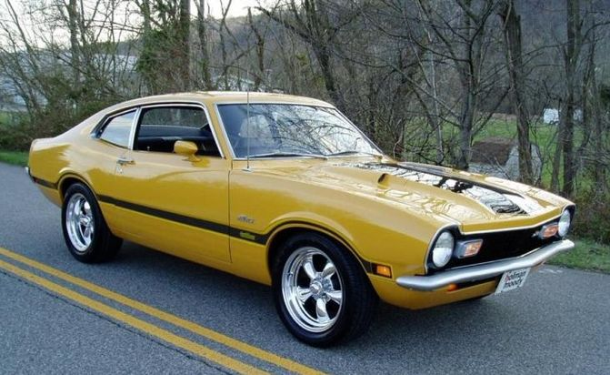 affordable muscle cars 1970 ford maverick grabber
