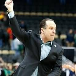 Mike Brey - Defending Without Fouling - Coach's Clipboard #Basketball Coaching