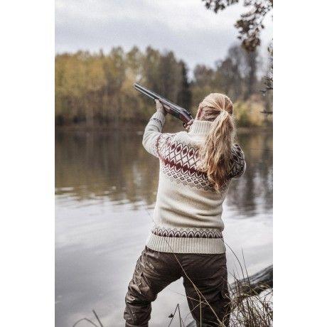 Sörmland Jacquard Sweater W - Höstens produktnyheter Fjallraven