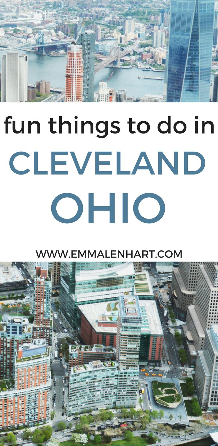 Find out fun things to do in Cleveland, Ohio. Take a mini vacation to Cleveland and do fun things like go to a Cavs game, Indians game, or more. Also find out how to travel inexpensively with Megabus! #ad