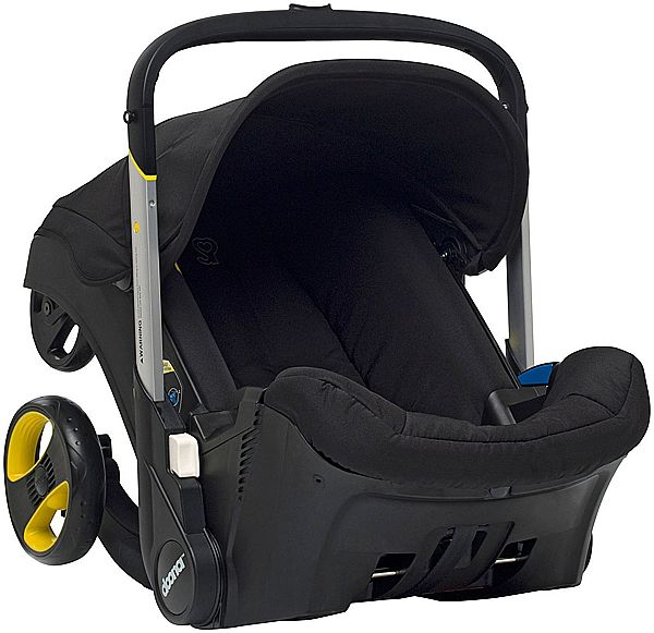 Doona Car Seat – Black