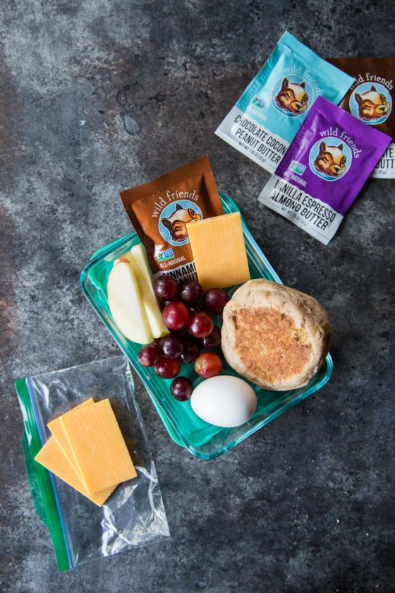 DIY Starbucks Protein Boxes l Country Cleaver