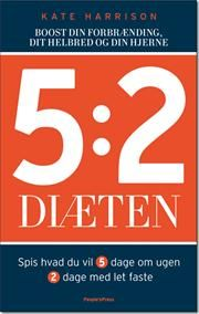 5:2 diæten af Kate Harrison, ISBN 9788771376173, 8/8