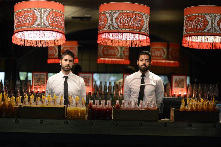 Coca-Cola Xmas party