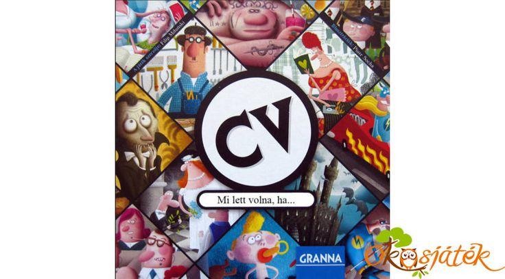 Granna CV társasjáték (GE)