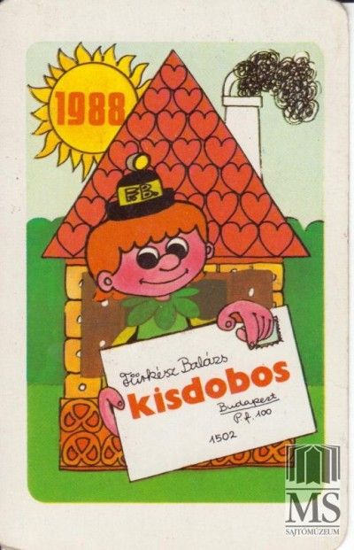 Kisdobos - 1988