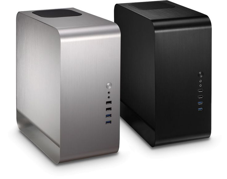 Cooltek UMX1 Compact Mini-ITX Aluminium Cases