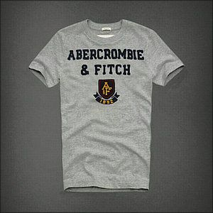 Homme Abercrombie Fitch Tee Shirts H0064