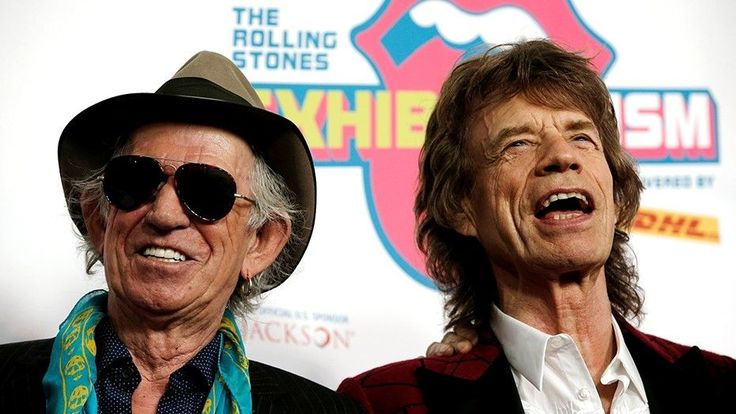 Keith Richards apologizes to Mick Jagger for suggesting rock legend get a vasectomy Entertainment