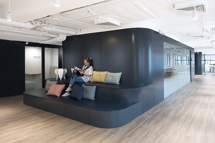 bean buro uber office hong kong designboom