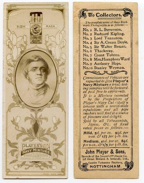John Players - No6 Thackeray