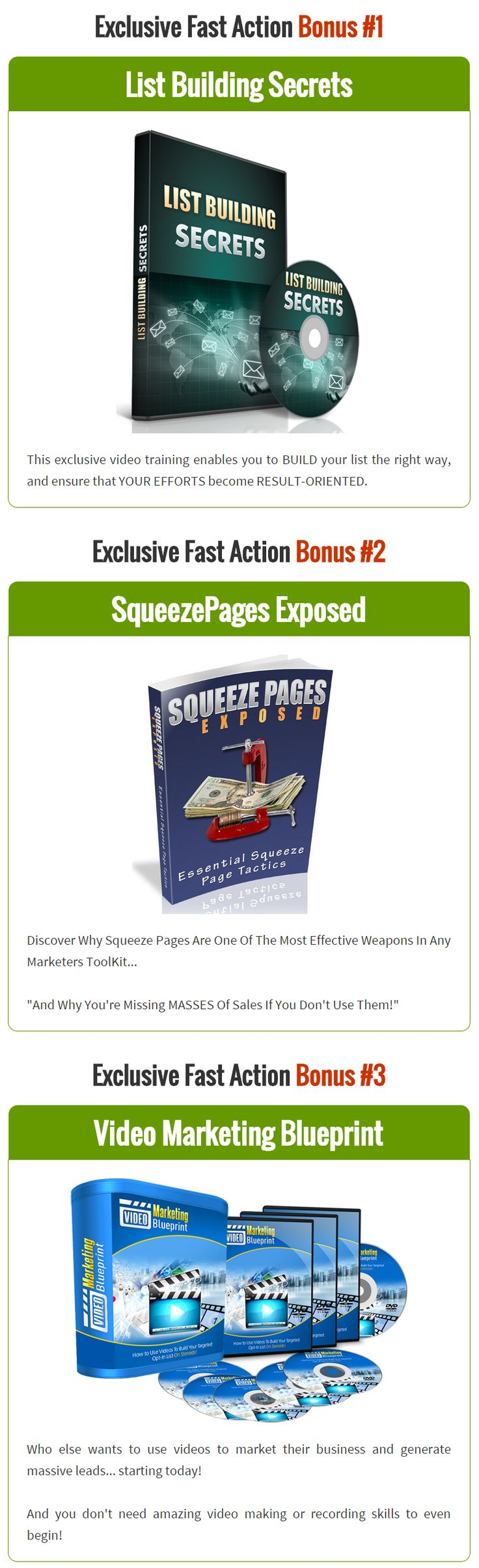 Vid Promo Pages Review +HUGE $4885 Bonus + Discount -SKYROCKET Sales With Proven Video Landing Pages