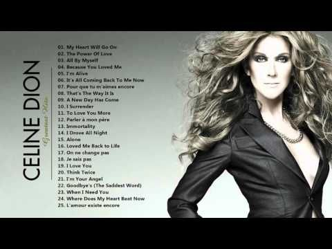 Celine Dion : Greatest hits collection - The Very Best of Celine Dion