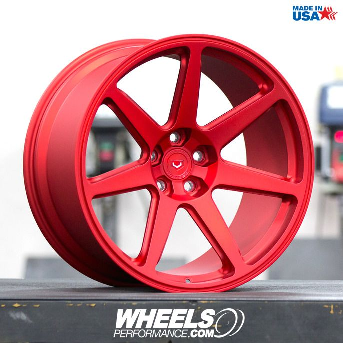 Cool new design called @Vossen Forged GNS-2's finished in Scarlett Red. This new forged GNS series starts as low as $1300 per wheel. For pricing reach us at 1.888.239.4335 or @WheelsPerformance
