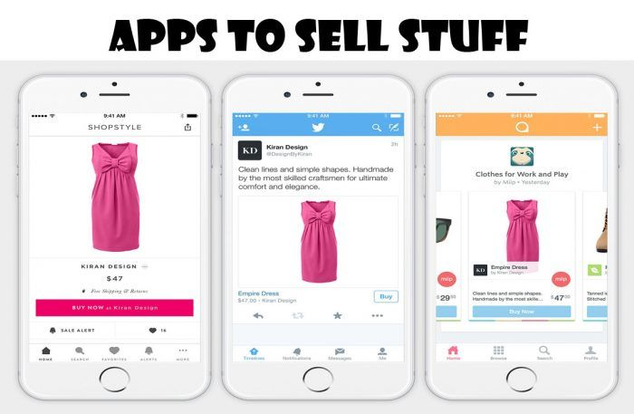 Apps to Sell Stuff - Online Selling Apps | men workout