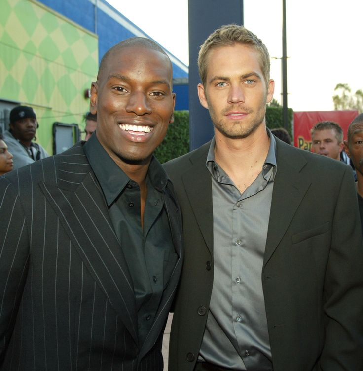 Paul Walker's Funeral Being Planned By Friend and Co-Star Tyrese Gibson  RIP..Paul