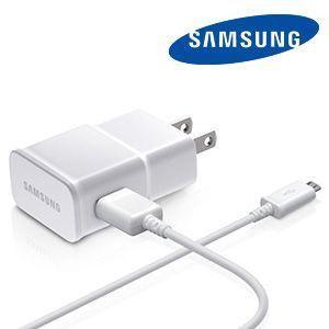 Samsung Tab S2 9.7 - Samsung Micro USB Home/Travel Charger, White