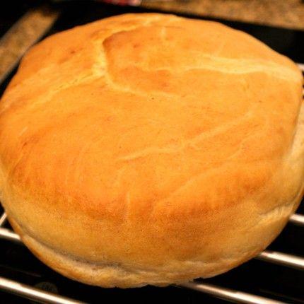 Recept wit brood met olijfolie bakken