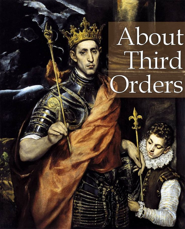 """""""Catholicism's best-kept secret: Third orders"""" by Lisa, ofs on Franciscan Focus; """"Are you a Catholic who feels attracted to a religious order, but are married? Do you want to stay in your home and at your job, but still follow a rule of life, like that of St. Benedict, for example? Do you want to share your pilgrim journey with other like-minded people? Have I got a deal for you: Third orders!"""""""