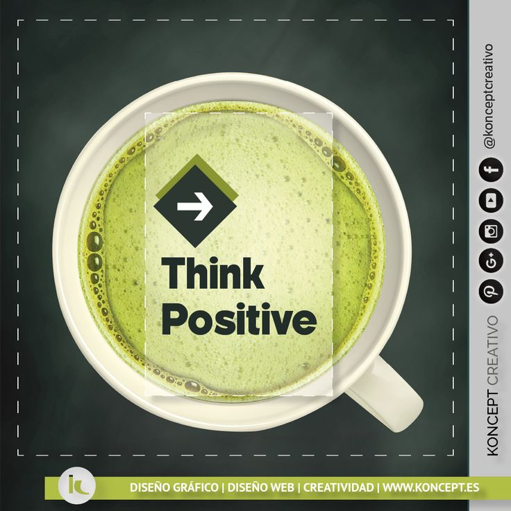 """Comenzamos el día con una buena taza de pensamientos positivos. """"Think positive"""" y a por tus metas!. ¿Tienes un proyecto nuevo?, podemos ayudarte aportando valor a tus presentaciones. Marca la diferencia en tu sector. ¿Te ayudamos?. #empresas #proyectos #comunicacionvisual #diseñografico #startup #metas #martes #creatividad #aptitud #locazosdeldiseño #konceptcreativo #ideas  #barcelona #bcndesign #emprendedores #diseñoweb #autonomos  #graphicdesign  #rrss #thinkpositive #pensamientos…"""