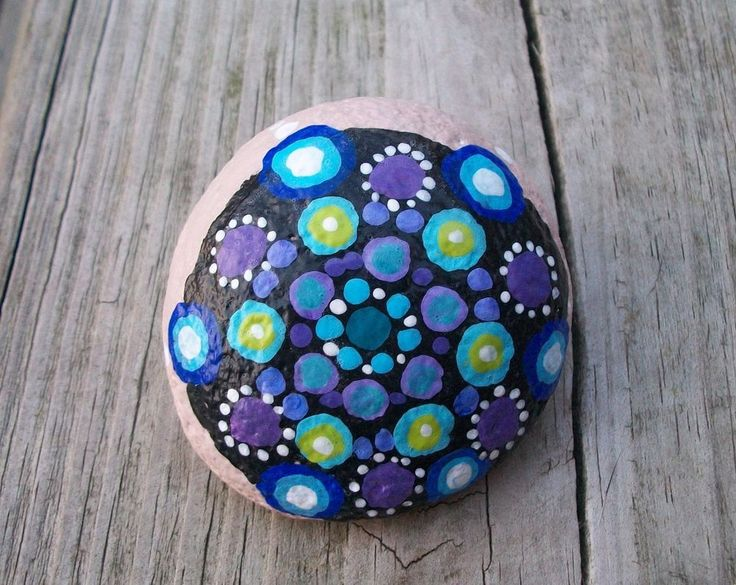 17 best images about hand painted garden rocks on - Hand painted garden stones ...