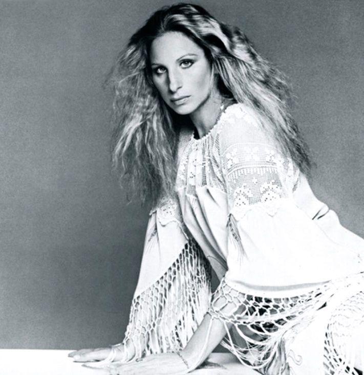 Barbra Streisand (album cover Classical Barbra, 1976)