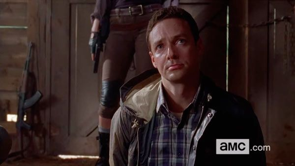 "'The Walking Dead' (Preview): Season 5 Episode 11 ""The Distance""  -Who Is Aaron & Can He Be Trusted By Rick?"
