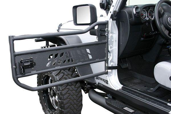 2015 Jeep Wrangler 4-door Aries Jeep Tubular Doors - Best Price & Free Shipping on Aries Tube Doors for Jeep Wranglers & JK