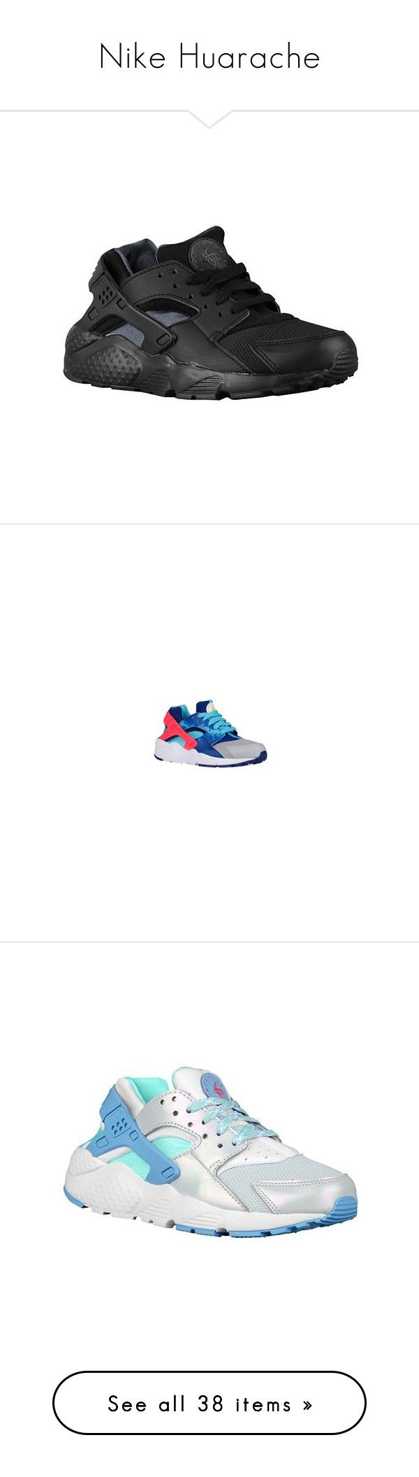 """""""Nike Huarache"""" by aniahrhichkhidd ❤ liked on Polyvore featuring sneakers, shoes, huarache, men's fashion, men's shoes, mens shoes, nike mens shoes, athletic shoes, leather athletic shoes and nike athletic shoes"""