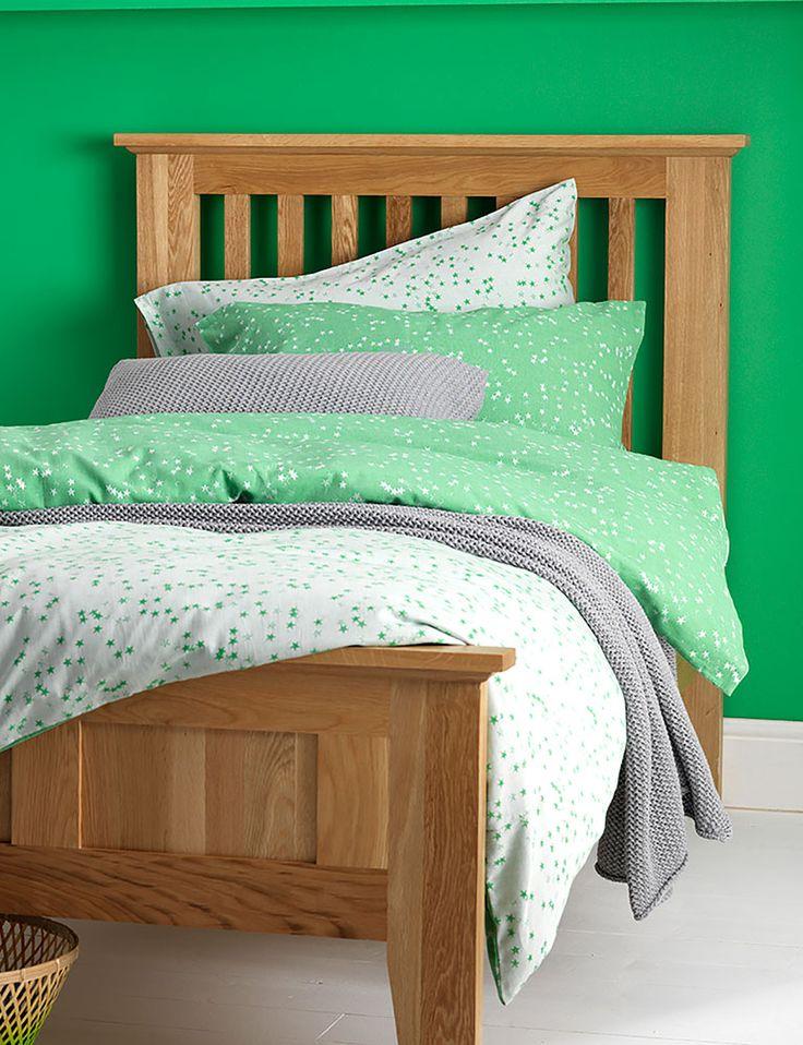 Stars green children s bedding set. 17 Best ideas about Children s Bedding Sets on Pinterest