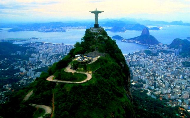 #sterlingandhydelunchtimegetaway #brazil Lunchtime Dreaming-Where do you wish you were today?