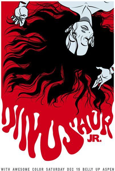 Dinosaur Jr. - Awesome Color