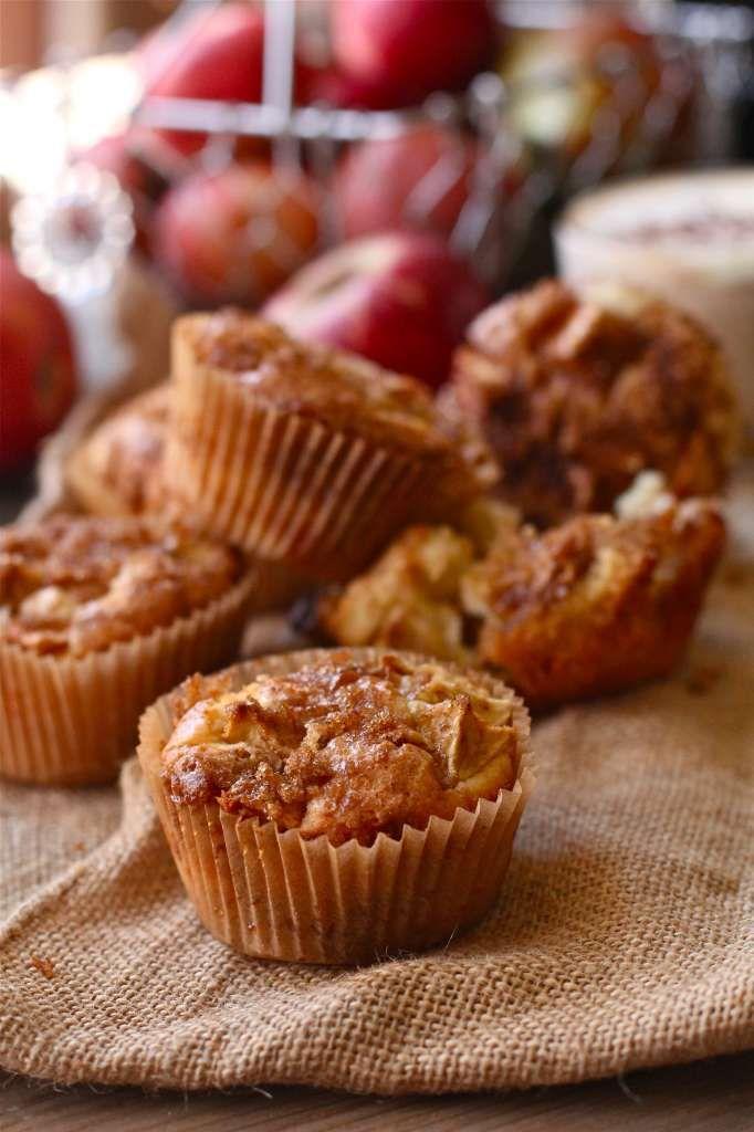 Apple Brown Sugar Muffins | Nom Nom Nom | Pinterest