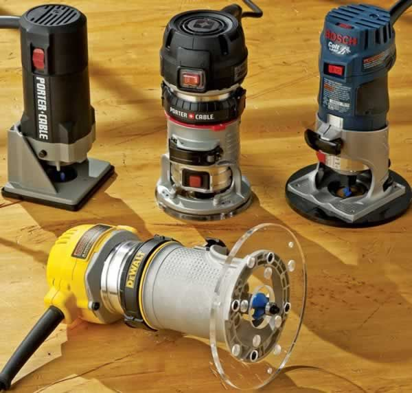 Complete Wood Router Guide by Handyman tips! Learn all you need to know about wood routers!