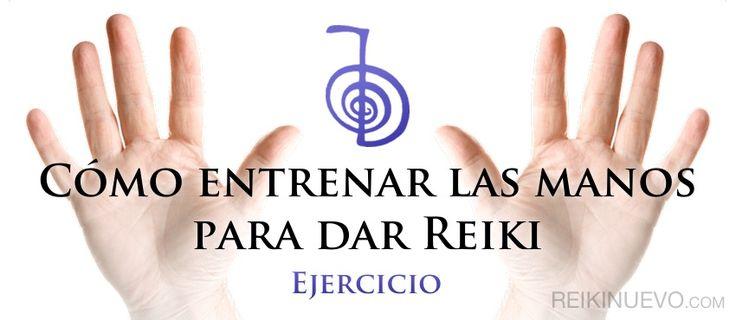 Cómo entrenar las manos para dar Reiki http://reikinuevo.com/como-entrenar-manos-dar-reiki/