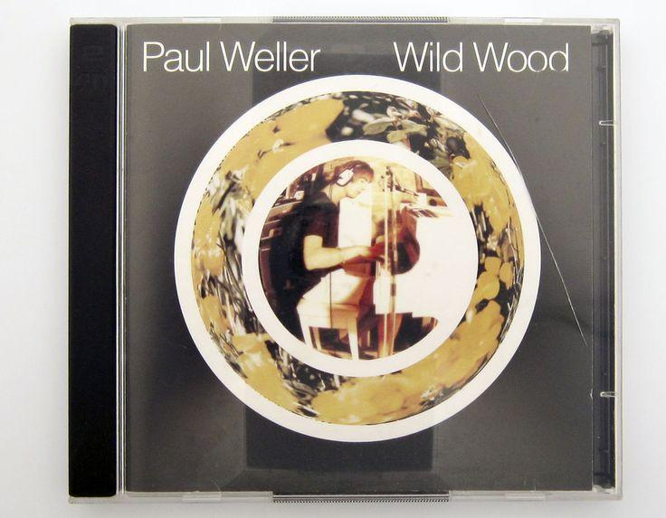 PAUL WELLER - WILD WOOD. 2 DISCS.  (1994) CD