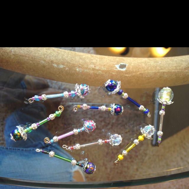 My mini Fairy Wands...