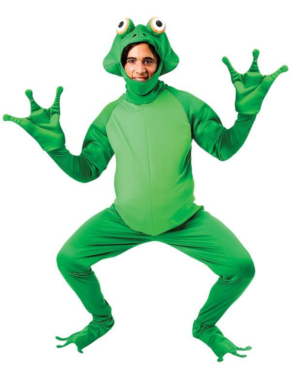 frog costume - Green Halloween Dress