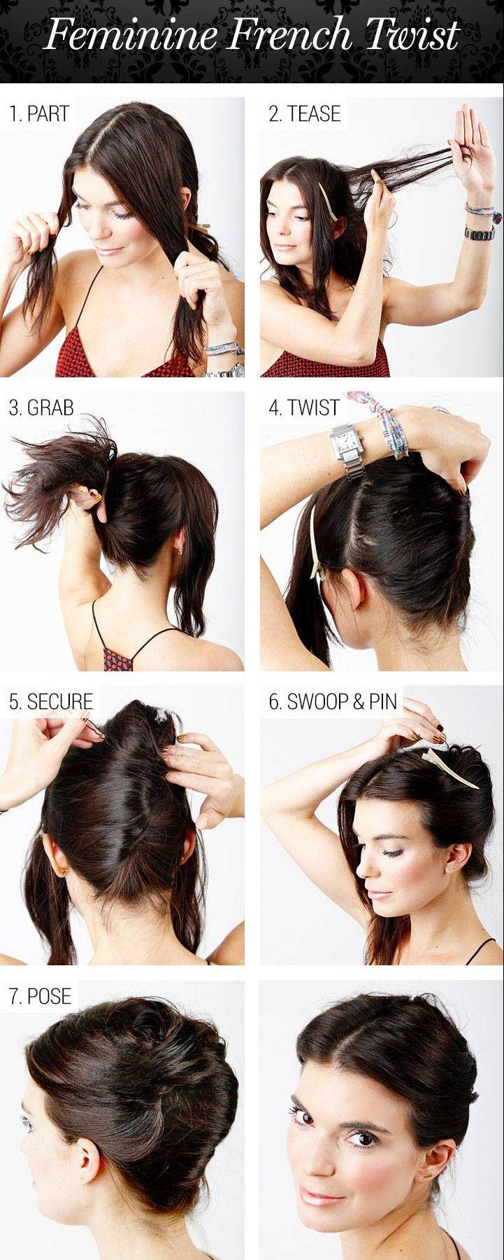 Frisuren für kurze Haare: 25 Fotos mit Schritt-für-Schritt-Anweisungen