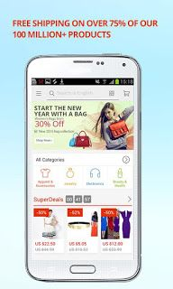 Free Download Aliexpress Apps Android http://aplikasiandroid8.blogspot.com/2015/10/download-aplikasi-aliexpress-android.html