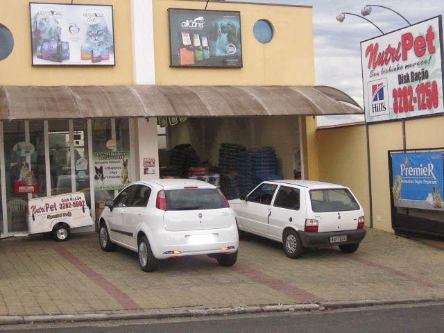 JORNAL AÇÃO POLICIAL CERQUILHO E REGIÃO ONLINE: PET SHOP NUTRIPET Rua. Luiz Fernando Diogo, 312 Centro - Cerquilho - SP