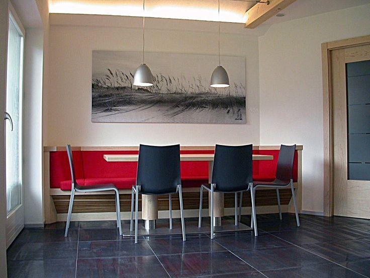 Oltre 25 fantastiche idee su panca per cucina su pinterest - Tavolo con panca ad angolo moderno ...