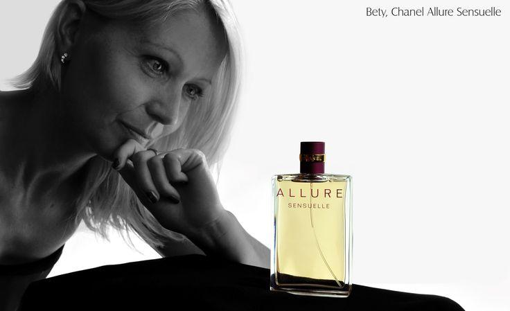 Bety preferuje Chanel Allure http://www.parfums.cz/chanel/allure-parfemovana-voda-pro-zeny/
