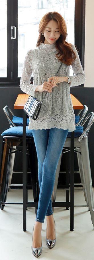 StyleOnme_No. 35383 #shoulderbag #bag #weaving