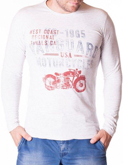 Bluza barbati VG-1965 gri