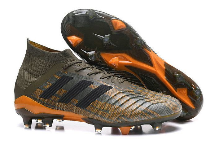 san francisco 91d65 5888a Men Adidas Predator 18 1 FG 2018 World Cup Lone Hunter Pack