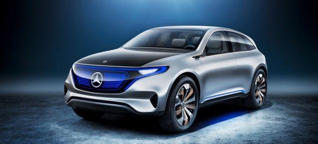 Elektromobilität:  Mercedes-Benz Werk Sindelfingen startet Produktion von Elektro-Fahrzeugen der neuen Produktmarke EQ